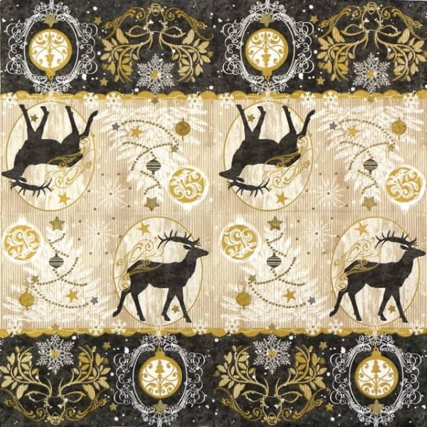 Lunch Napkins (20) - Royal Deer