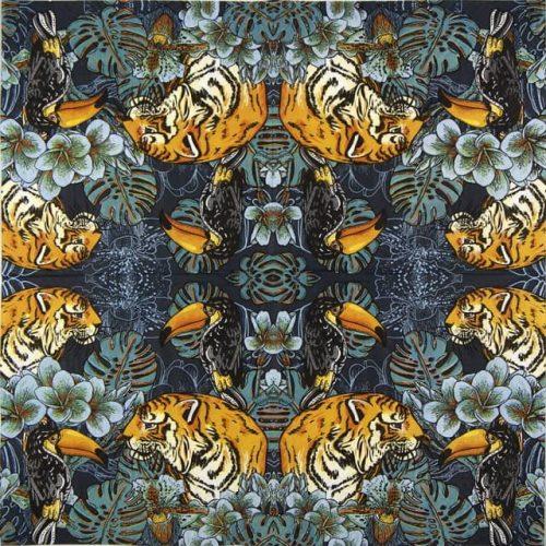 Paper Napkin - Wild Nature