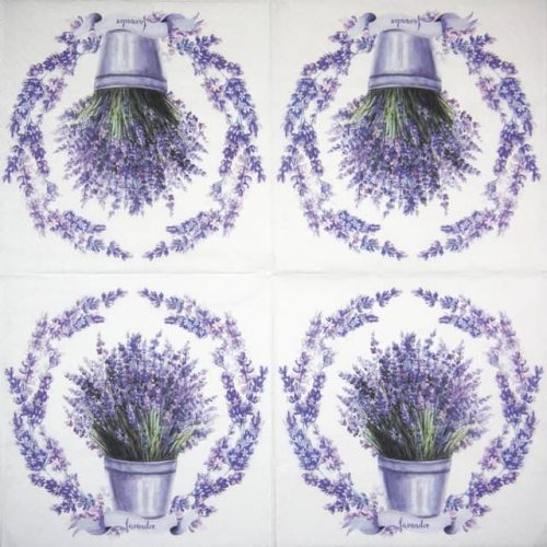 Paper Napkin - Soft Lavender