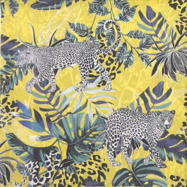 Paper Napkin - Hidden Jungle