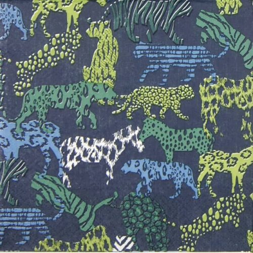 Paper Napkin - Jungle Prints