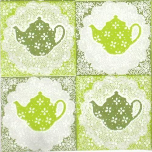 Paper Napkin - Tasty Tea