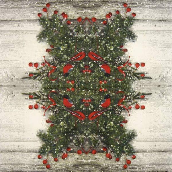 Paper Napkin - Pinetree