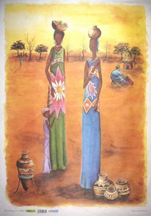 Rice Paper - Donna Masai 2
