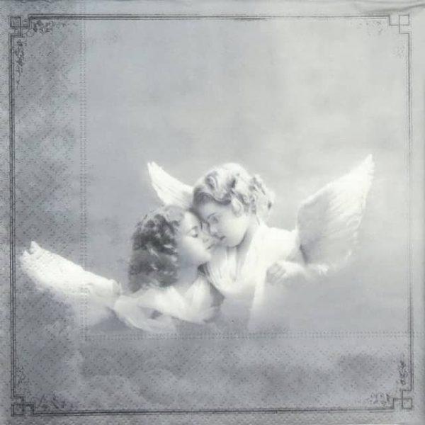 Paper Napkin - Lovely Angels