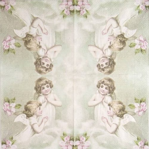Lunch Napkins (20) - Flower Fairies