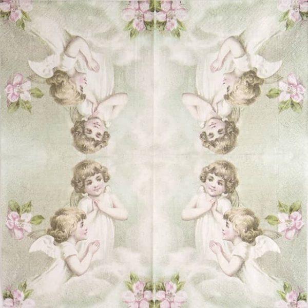 Lunch Napkins (20) - Flower Fairies