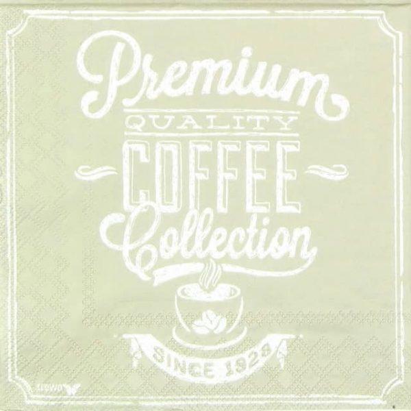 Paper Napkin - Primus Premium Coffee