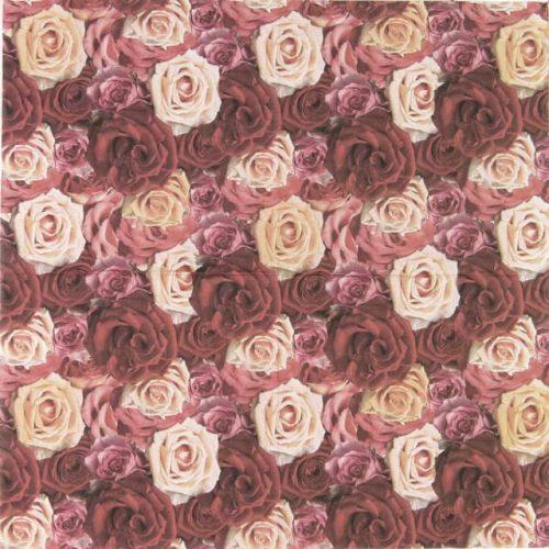Lunch Napkins (20) - Alinka Vintage Rosé