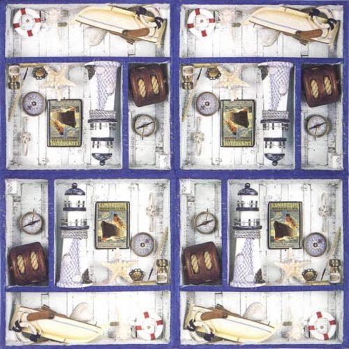 Paper Napkin - Voyage de Mer