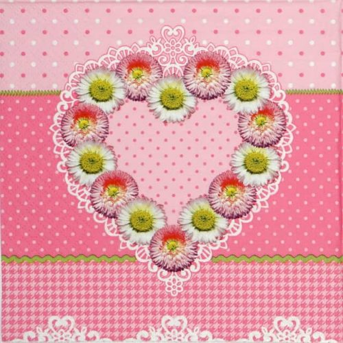 Paper Napkin - Sweet Heart
