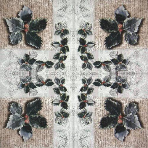 Paper Napkin - Chene Vert_Ti-flair_319504