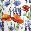 Lunch Napkins (20) - Wild Summer Flowers