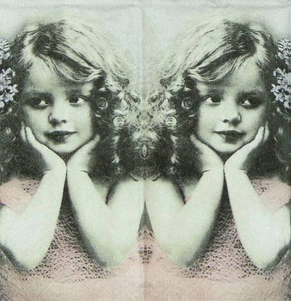 Handkerchiefs - Pink girl