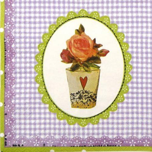 Paper Napkin - Mon Petit Jardin