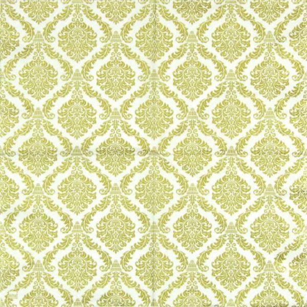 Paper Napkin - Elegant Gold