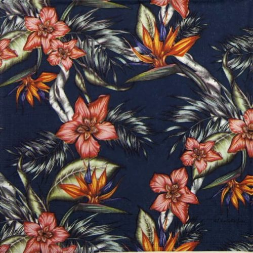 Paper Napkin - Charlotte Jade: Tropical Flowers