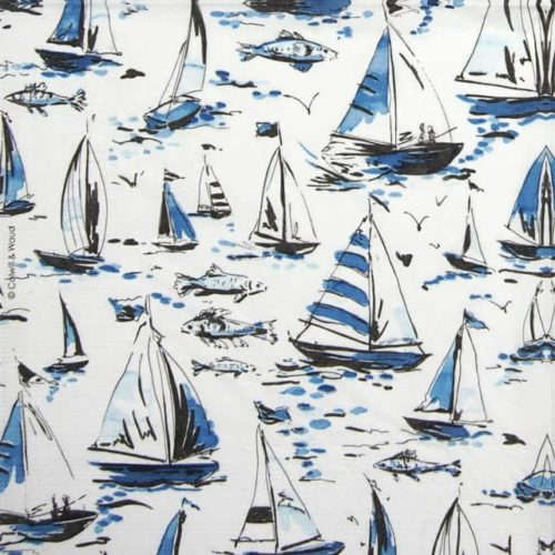 Paper Napkin - Colwill & Waud: St. Tropez