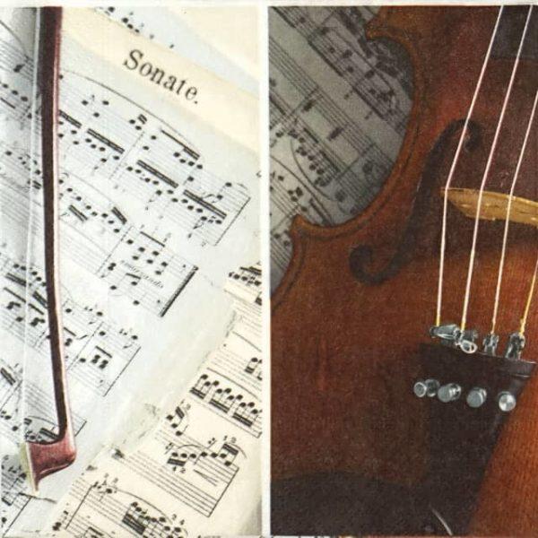 Paper Napkin - Sonate