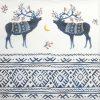 Lunch Napkins (20) - Ethno Deers