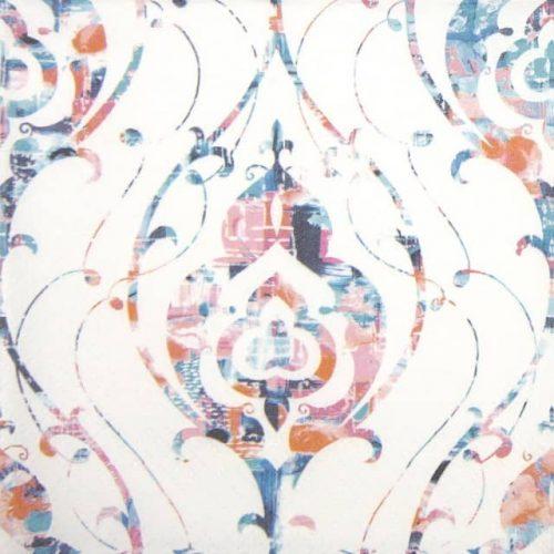 Paper Napkin - Tie-Dye Ornament