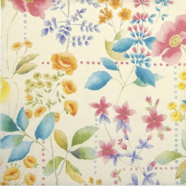 Lunch Napkins (20) - Wild Meadow
