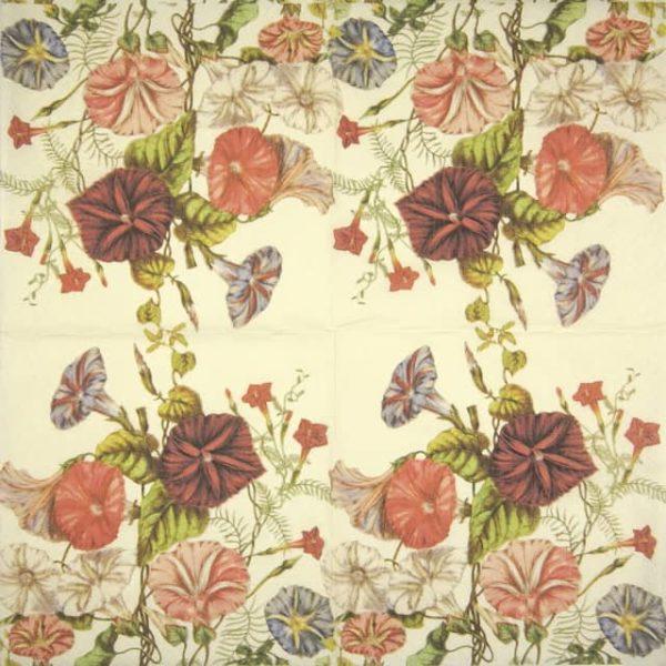 Paper Napkin - Flower Field