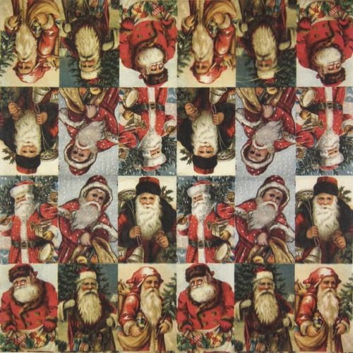 Lunch Napkins (20) - Santa Claus
