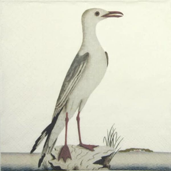 Paper Napkin - Seagull