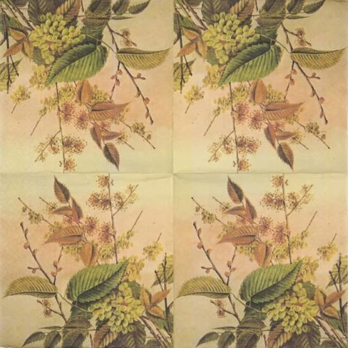 Lunch Napkins (20) - Autumn Motives