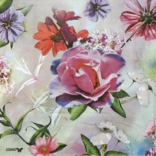 Paper Napkin - Fay Rosa