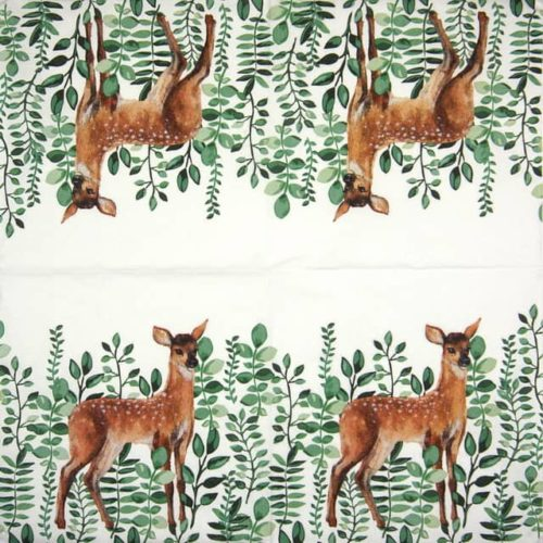 Lunch Napkins (20) - Deer