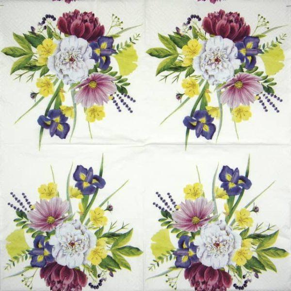 Paper Napkin - Lovely Bunch