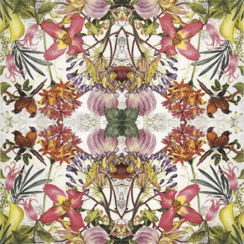 Lunch Napkins (20) - Exotic Garden