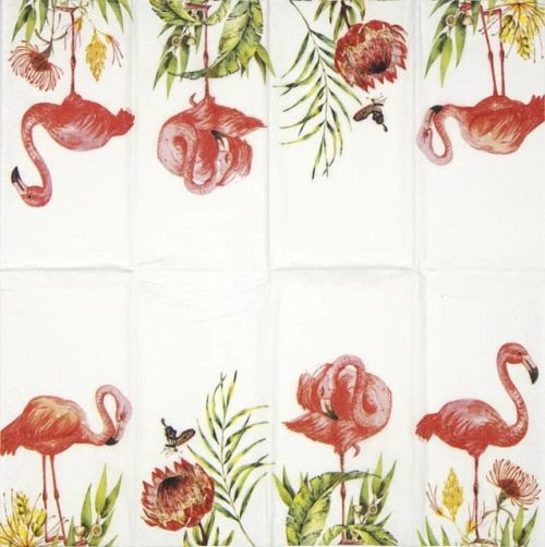 Handkerchiefs - Flamingo
