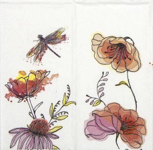 Handkerchiefs - Posies