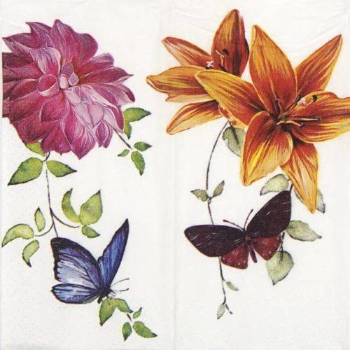 Handkerchiefs - Sweet Flora Melody