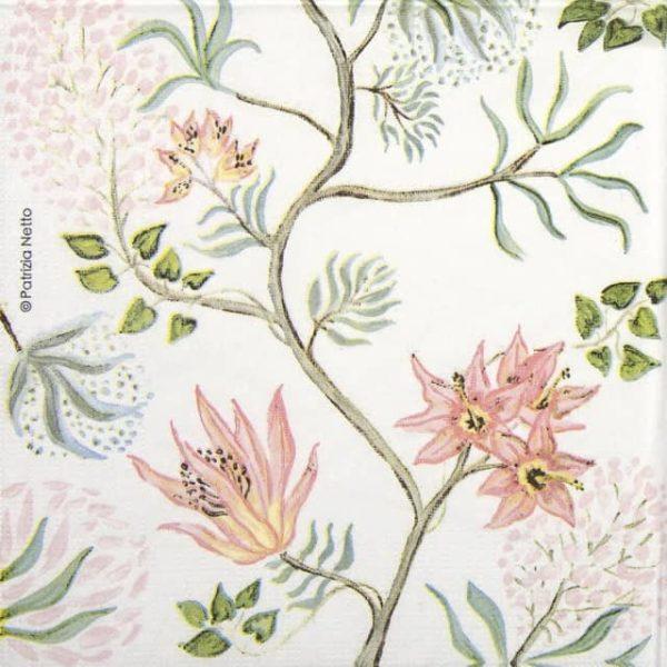 Paper Napkin - Patrizia Netto: Fiore