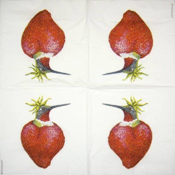 Paper Napkin - Vicki Sawyer: Marion