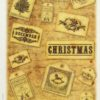 Rice Paper - Old Christmas Labels