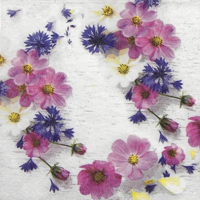 Paper Napkin - Summer Florals_Paper-design_195175