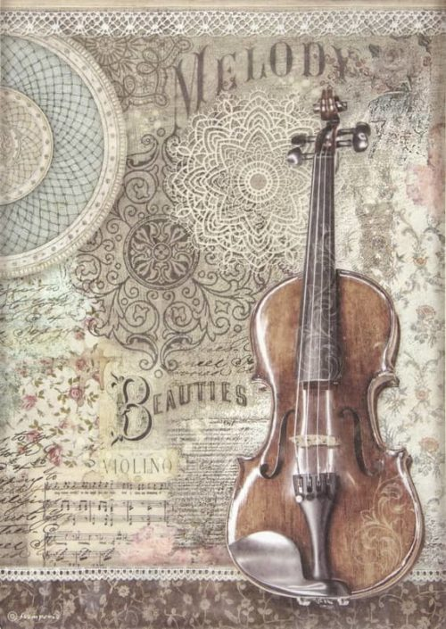 Rice Paper - Passion violin