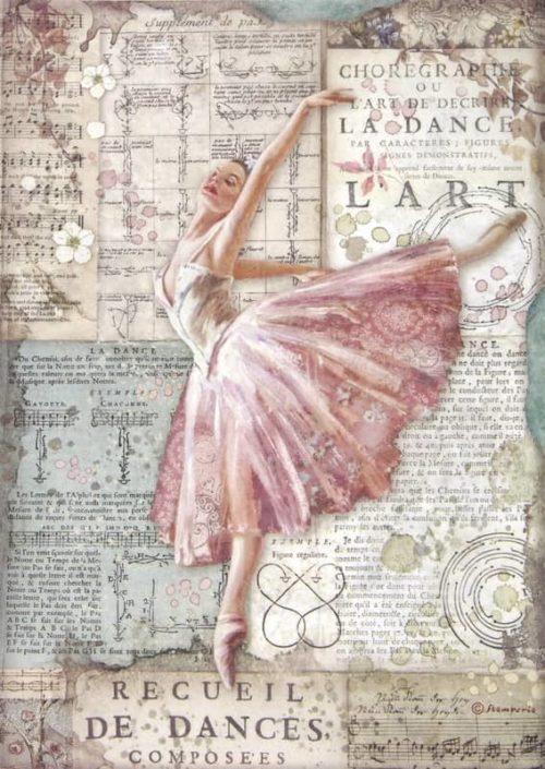 Rice Paper - Passion dancer