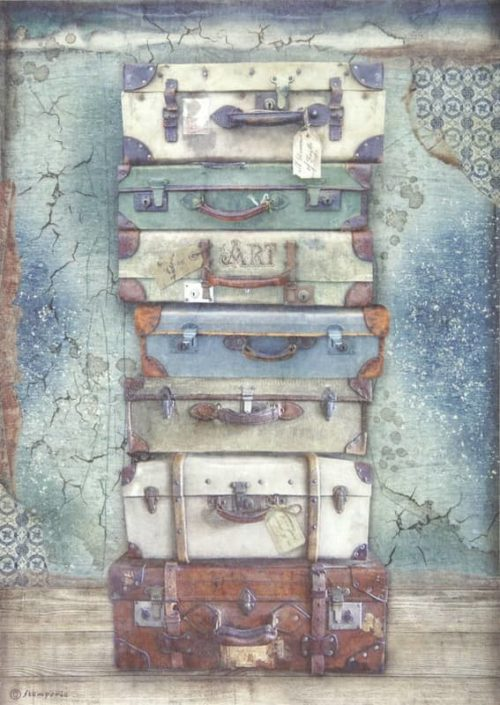 Rice Paper - Atelier Luggage