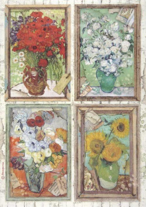 Rice Paper - Atelier Van Gogh