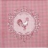 Lunch Napkins (20) - Rooster Red