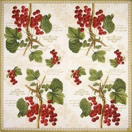 Paper Napkin - Jardin D'Hiver
