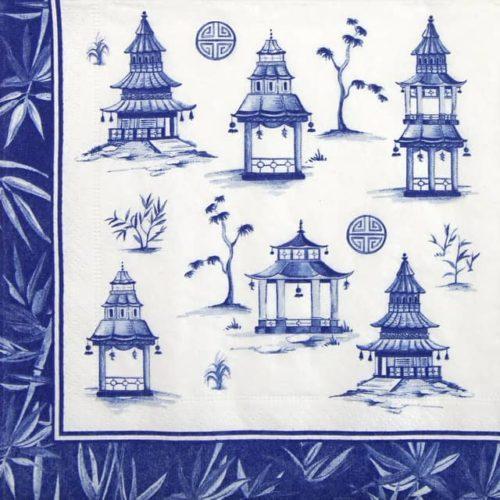 Lunch Napkins (20) - Pagoda