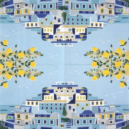 Paper Napkin - Sea Dreams