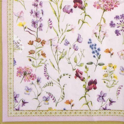 Paper Napkin - Symphonie Florale